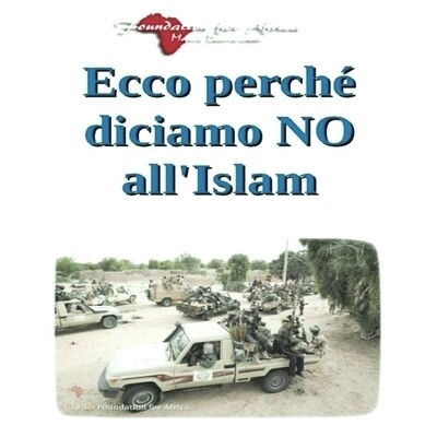 Ecco perché diciamo NO all'Islam