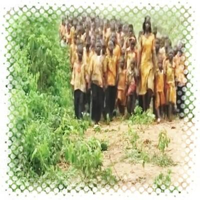 Nigerian Children Singing