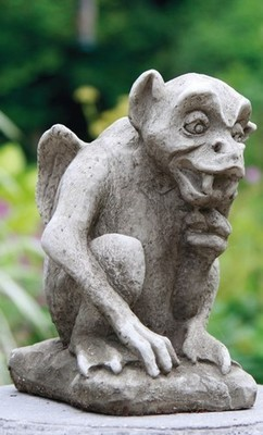 Gartenfigur Gargoyle h 23 cm - KEIN VERSAND!
