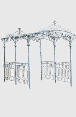 Pavillon - nur auf Vorbestellung! antik grün