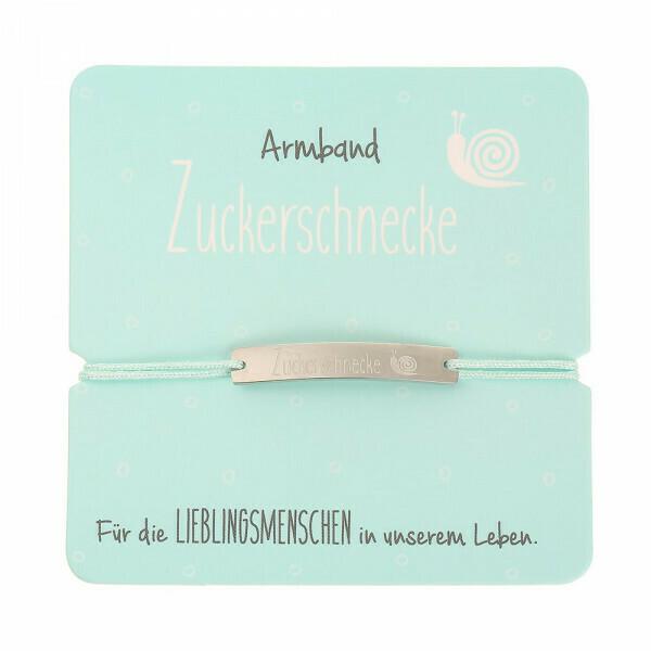 Armband Zuckerschnecke