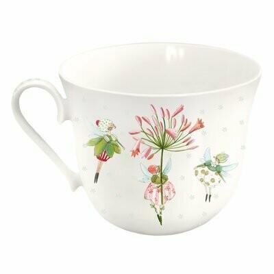 Tasse Blumenelfe