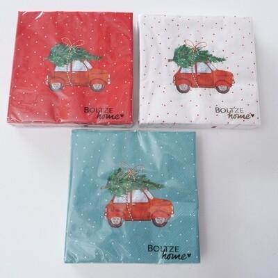 Weihnachten - Servietten, Papier