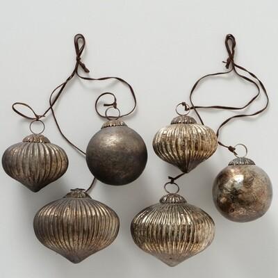 Weihnachten - Set mit 3 Kugeln16