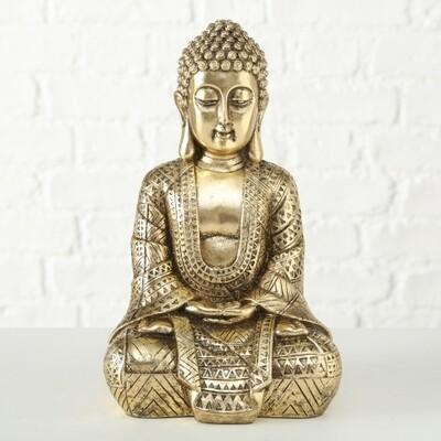 Buddha, h 30cm