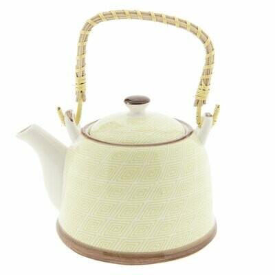 Teekanne, 18x14x12 cm, 0,7l
