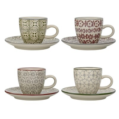 Espressotasse, sortiert, Keramik
