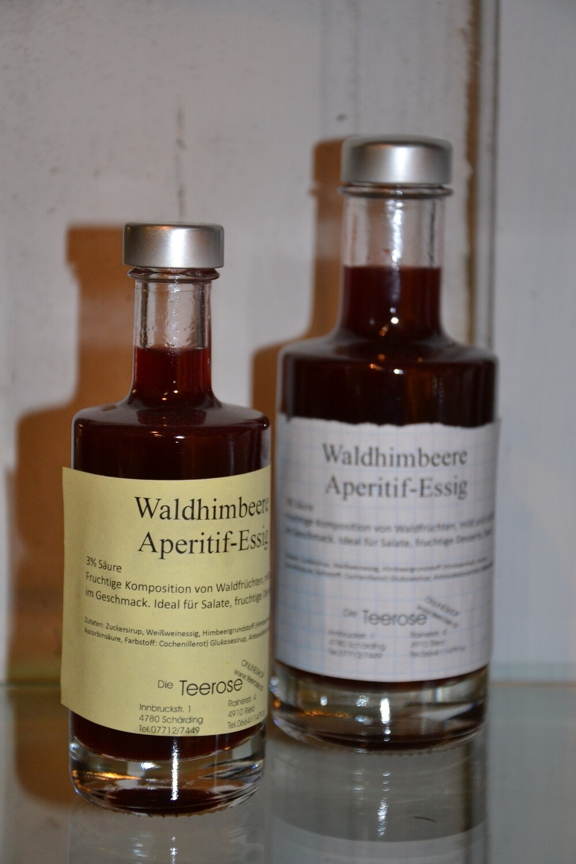 Waldhimbeere Aperitif-Essig