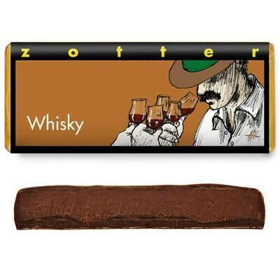 Zotter handgeschöpft - Scotch Whisky