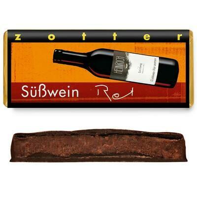 Zotter handgeschöpft - Rotwein