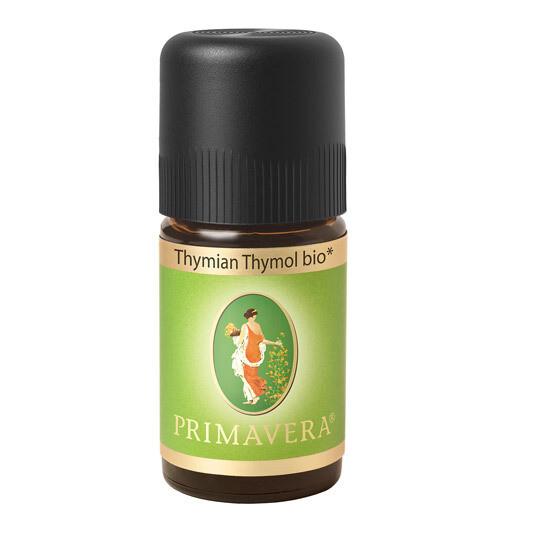 Thymian Thymol 19% bio 5 ml