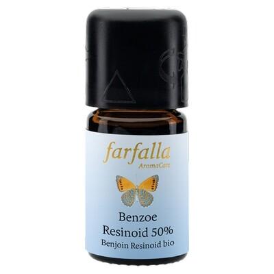 Benzoe Resinoid, wkba, 5 ml