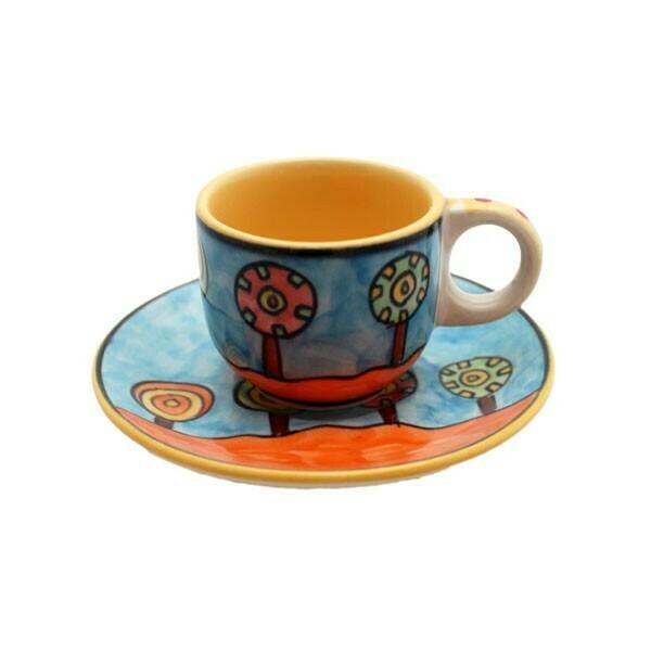 Espresso Tasse, 5x11,5 cm