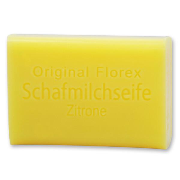 Schafmilchseife Zitrone 100g