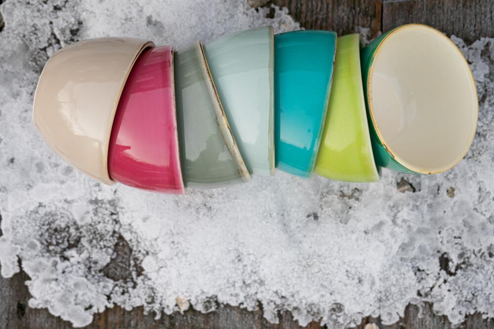 Schale, d 13cm - Italienische Keramik