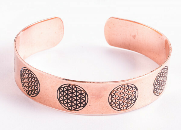 Armband - Blume des Lebens