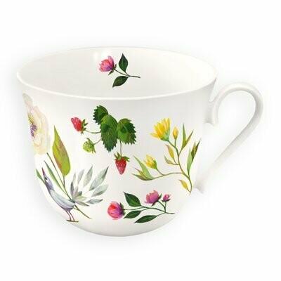 Tasse Blütenpracht