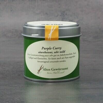 Purple Curry