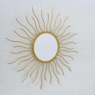Spiegel Sonne, d 50cm