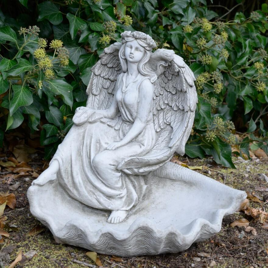 Engel- Englischer Steinguß