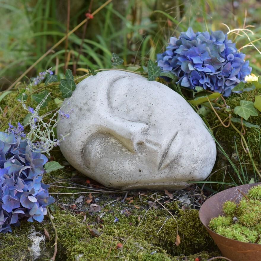 Kopf - Englischer Steinguß