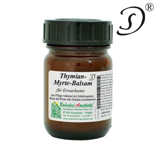 Thymian Myrte Balsam - für Erwachsene