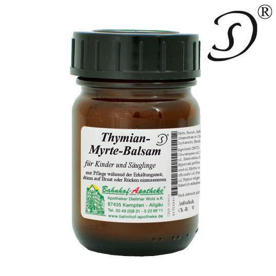 Thymian Myrte Balsam - für Kinder