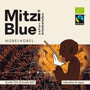 Zotter Mitzi Blue - Nobelhobel