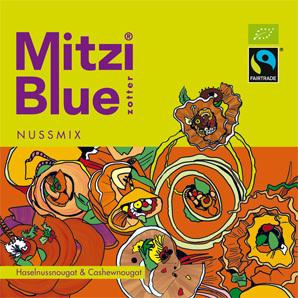 Zotter Mitzi Blue - Nussmix