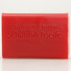 Schafmilchseife Rose 100g