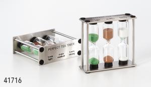 Sanduhr - Für die Zubereitung der verschiedenen Tees