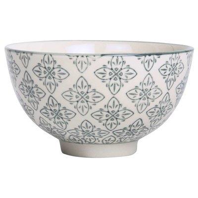 Schale, Keramik, d 15cm, h 8cm - 18 grau
