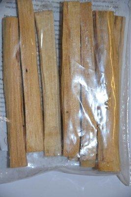 Palo Santo - Heiliges Holz Räucherwerk