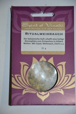 Ritualweihrauch