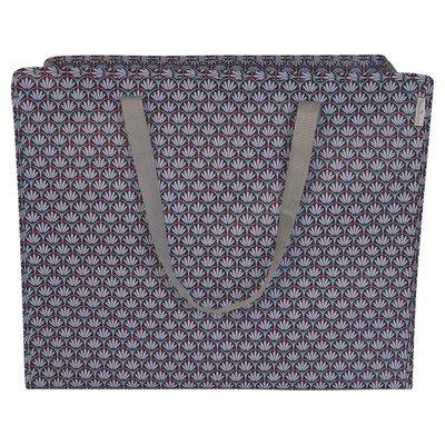 Einkaufstasche, 47x30x58 cm, Victoria d. grey