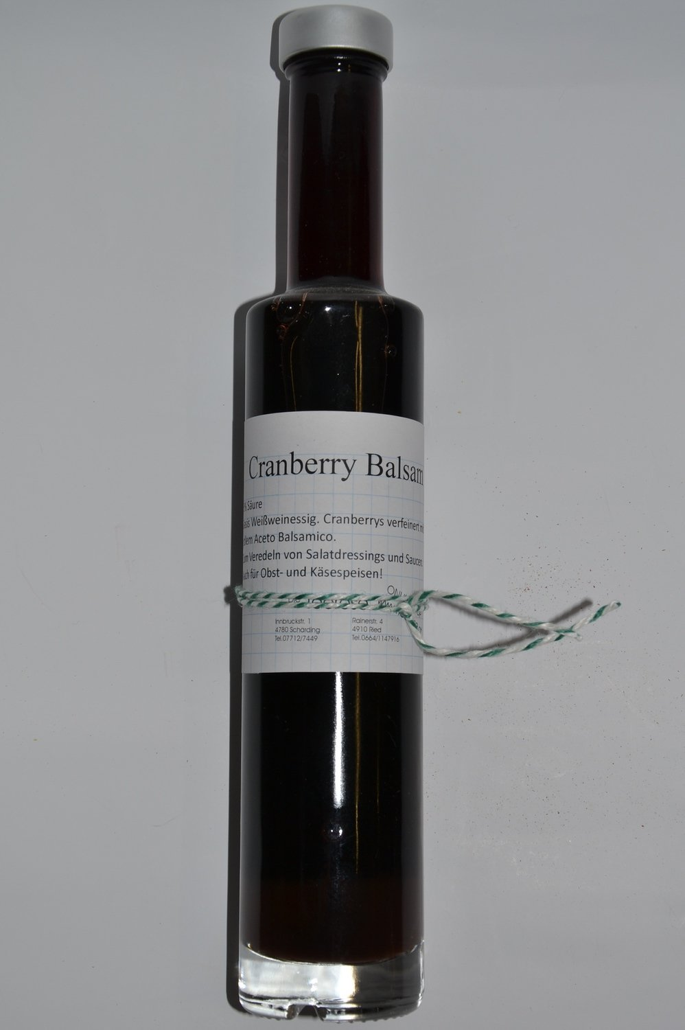 Cranberry Balsam - 3% Säure - 200ml