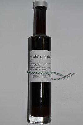 Cranberry Balsam - 3% Säure - 200ml