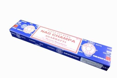 Räucherstäbchen Indien Satya Nag Champa 15g