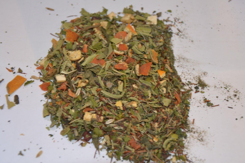 Basischer Detox Tee