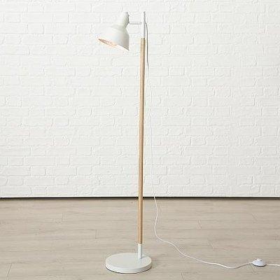 Stehlampe H 135 cm