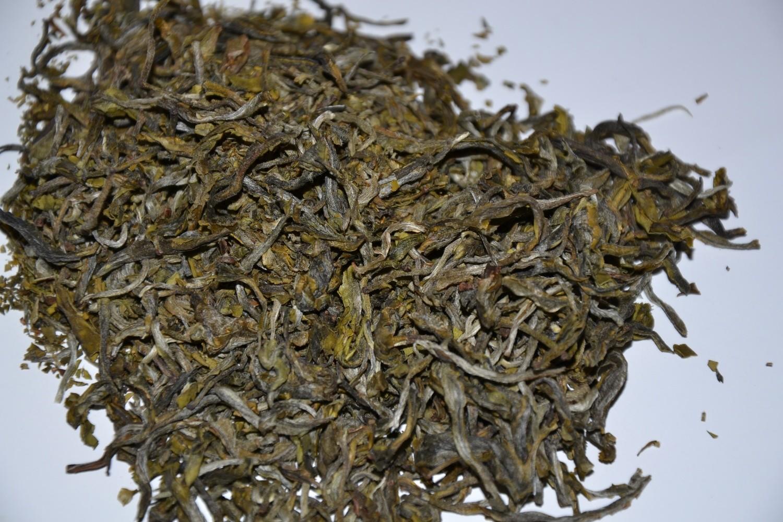 China White Leaf