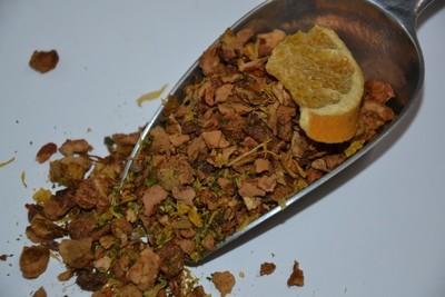 Mandarine Orange natürlich - wenig Säure