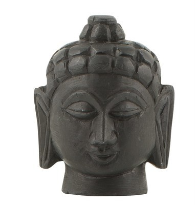 Buddha klein, h 6,5cm - Ib Laursen