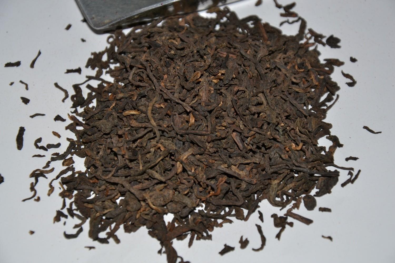 China Pu Erh Tee Bio