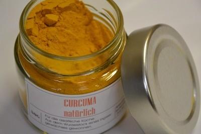 Curcuma - Gelbwurz