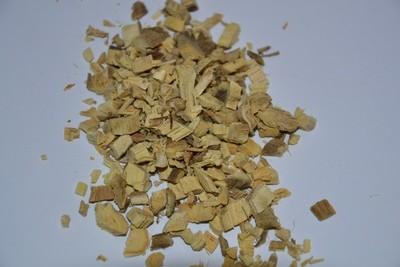 Süßholzwurzel geschnitten