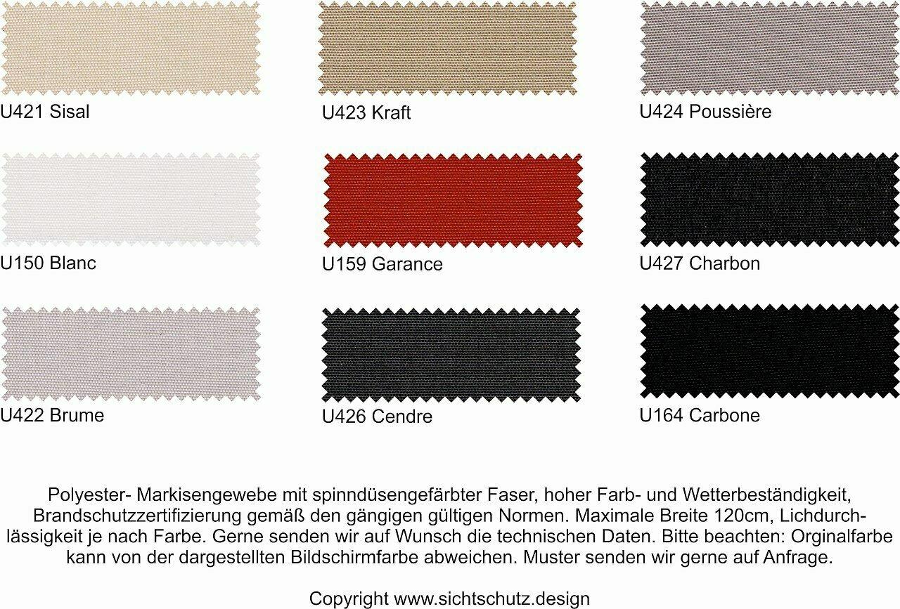 PROJEKTANFRAGE - Mit Geweben aus Polyester