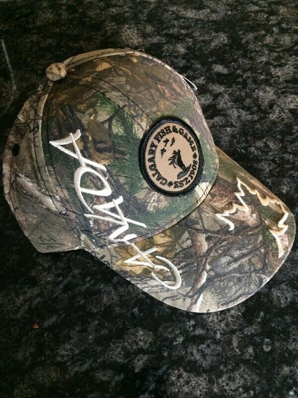 CFGA Hats