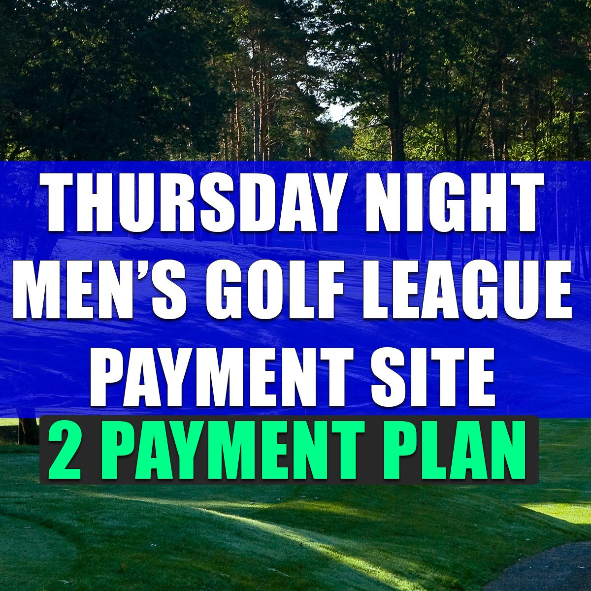 Thursday Night Men's League (Second Payment) thurs-mens-league-2020PMTS2