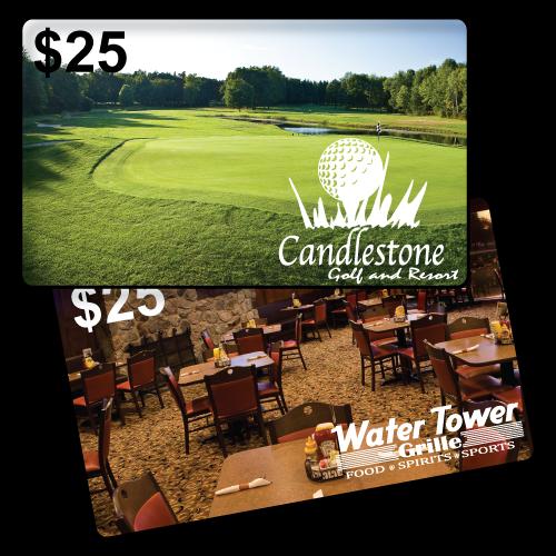 $25 Resort Gift Card